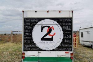 colantari auto -colantare si inscriptinare food truck - colantariieftine.ro